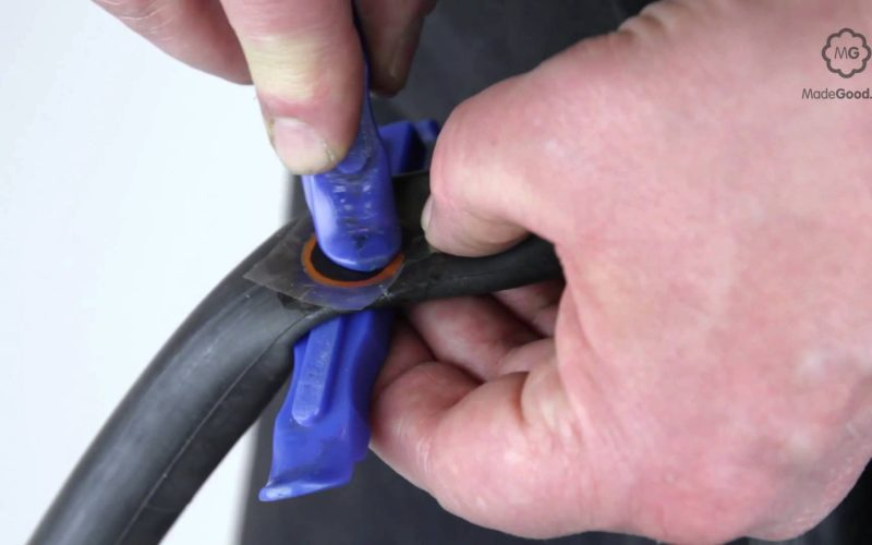 Fix A Puncture – Patch An Inner Tube