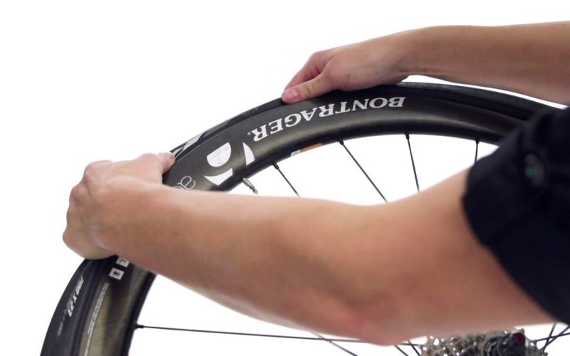 How to change and fix a flat bike tire – Trek Bicycle