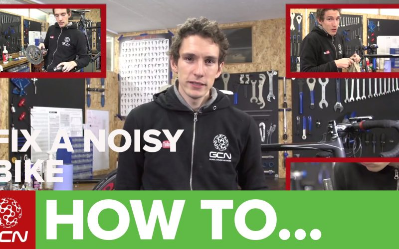 How To Fix Your Bike – Find Your Creak!