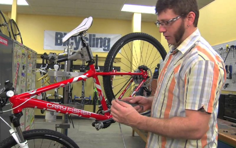 How to Replace Brake Cables – Bicycling Magazine