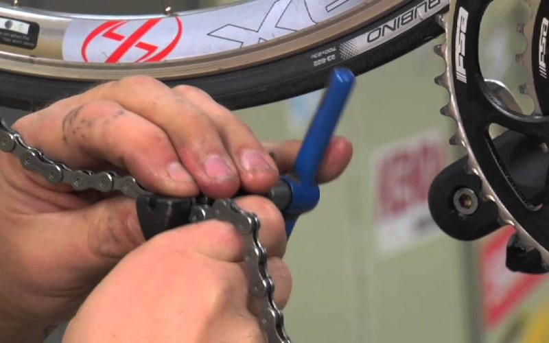 How to Measure and Replace a Bike Chain – Bicycling Magazine