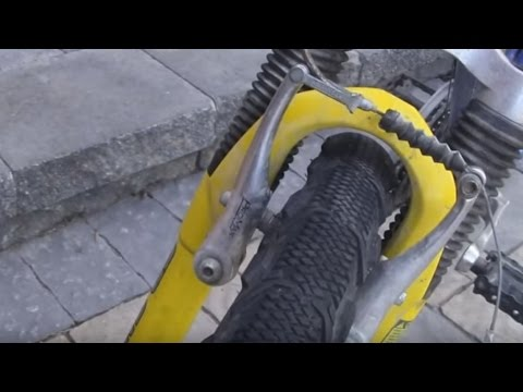 How to Repair V-Brakes on a Bicycle