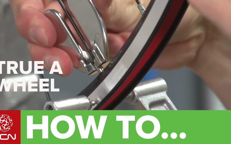 How To True A Bicycle Wheel